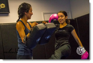 muay thai for women nj