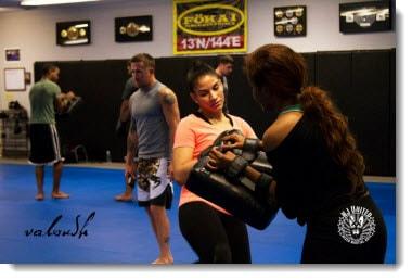NJ Muay Thai Class