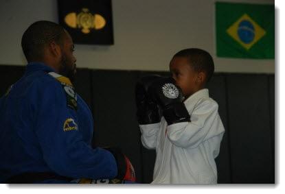 Kids BJJ Instructor