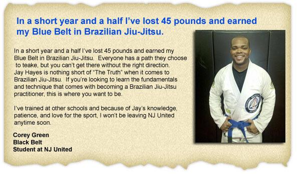 NJ United Mixed Martial Arts   Brazilian Jiu Jitsu, Muay, Thai